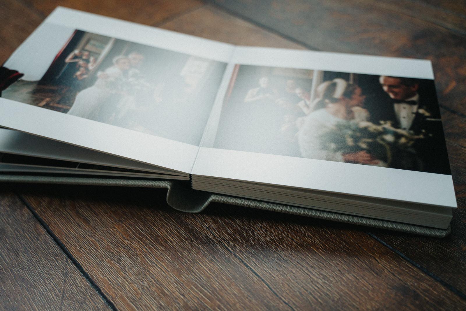 Linen Album 20x20cm - 40 pages 3