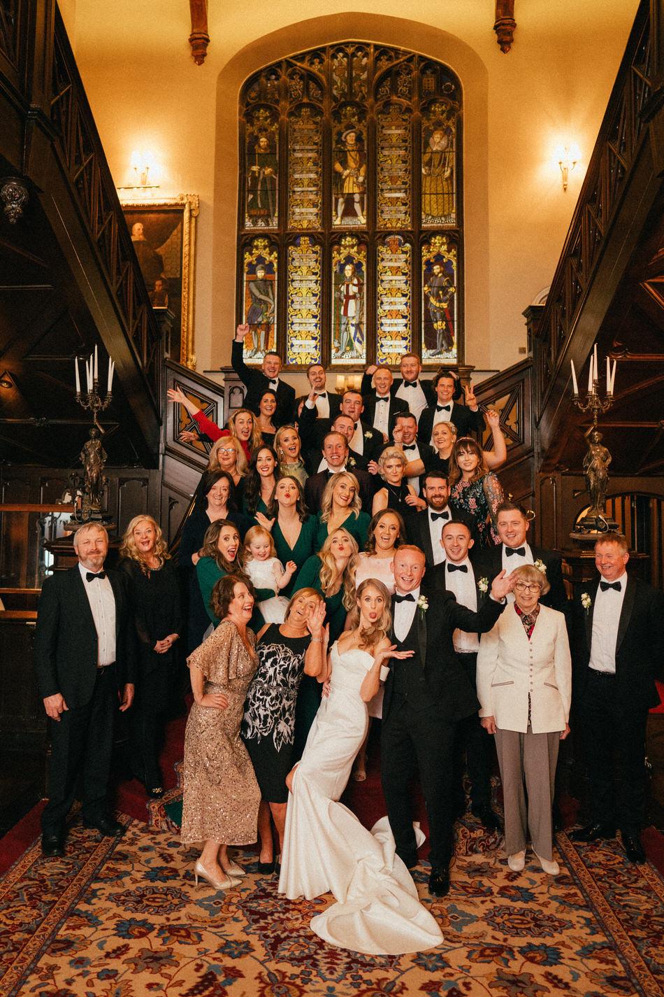 Castle-wedding-ireland-photos- 0278 211